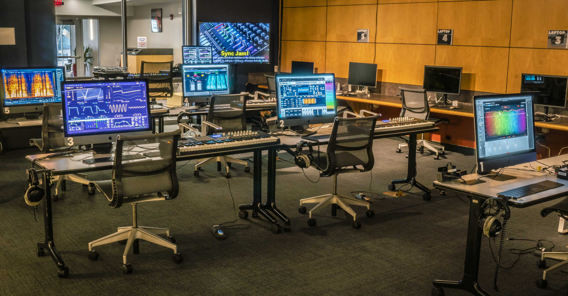 Creative Technology Center Stations