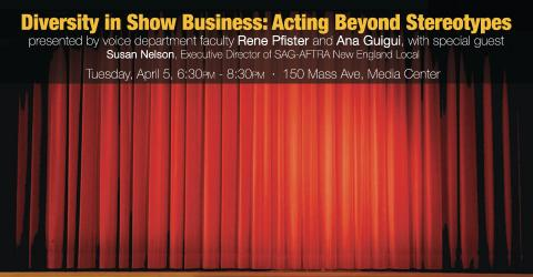 Diversity in Show Business