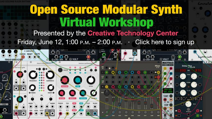 Open Source Modular Synth