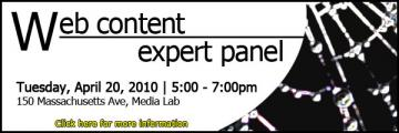 Web Content Expert Panel