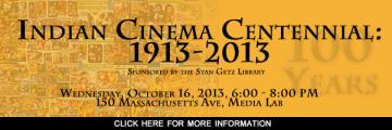 Indian Cinema Centennial