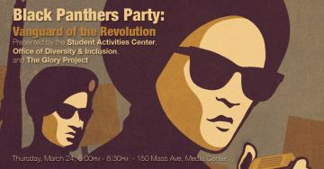 The Black Panthers Party: Vanguard of the Revolution