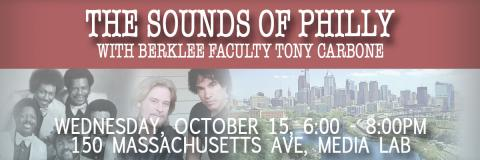 Sounds of Philly with Tony Carbone