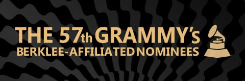 Grammy Awards 2015 image banner
