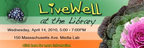 LiveWell at the Library